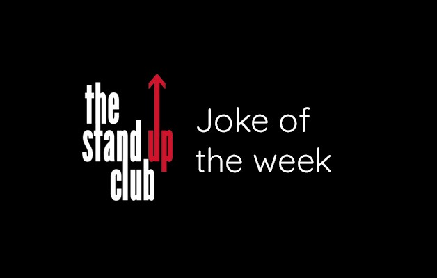 JOTW banner - The Stand-Up Club